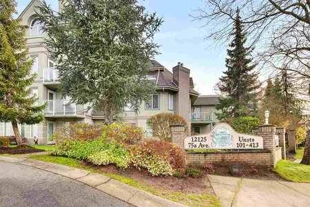 R2232085 - 303 12125 75A AVENUE, West Newton, Surrey, BC - Apartment Unit