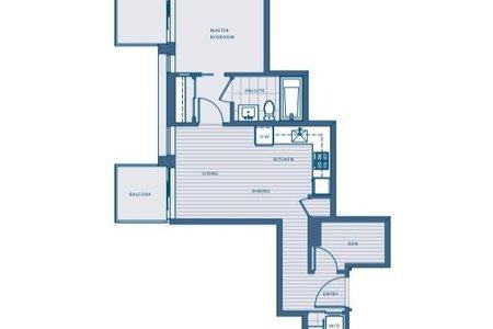 R2232104 - 1009 2220 KINGSWAY, Victoria VE, Vancouver, BC - Apartment Unit