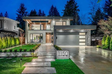 R2232137 - 1150 W 23RD STREET, Pemberton Heights, North Vancouver, BC - House/Single Family