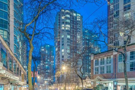 R2232160 - 1701 867 HAMILTON STREET, Downtown VW, Vancouver, BC - Apartment Unit