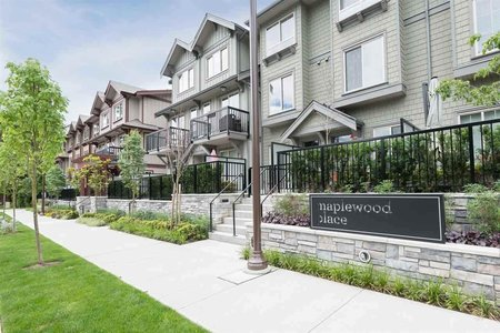 R2232288 - 18 433 SEYMOUR RIVER PLACE, Seymour NV, North Vancouver, BC - Townhouse