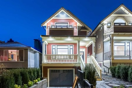 R2232289 - 2009 CHARLES STREET, Grandview VE, Vancouver, BC - House/Single Family