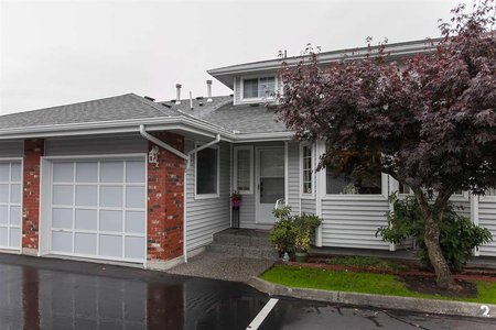 R2232305 - 2 5365 205 STREET, Langley City, Langley, BC - Townhouse