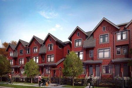 R2232334 - 3 5807 WALES STREET, Killarney VE, Vancouver, BC - Townhouse