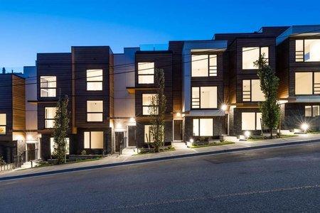 R2232340 - 5 137-149 ST. PATRICK'S AVENUE, Lower Lonsdale, North Vancouver, BC - Townhouse