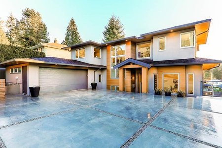 R2232356 - 883 WAVERTREE ROAD, Forest Hills NV, North Vancouver, BC - House/Single Family