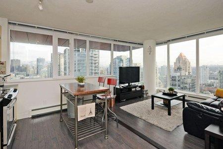 R2232392 - 2602 1325 ROLSTON STREET, Downtown VW, Vancouver, BC - Apartment Unit