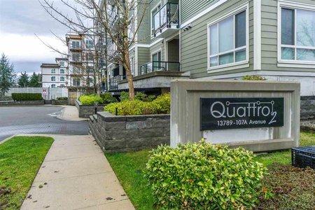 R2232405 - 514 13789 107A AVENUE, Whalley, Surrey, BC - Apartment Unit