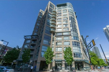 R2232449 - 204 283 DAVIE STREET, Yaletown, Vancouver, BC - Apartment Unit