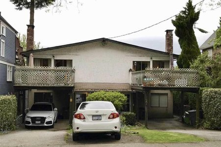 R2232463 - 127-129 W 11TH AVENUE, Mount Pleasant VW, Vancouver, BC - House/Single Family