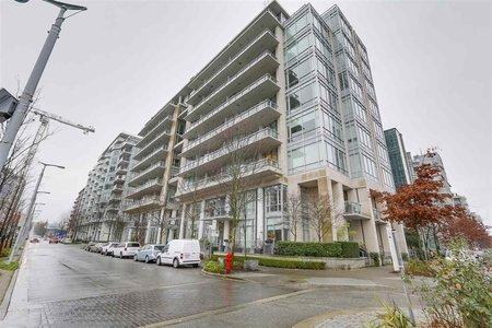 R2232506 - 307 1633 ONTARIO STREET, False Creek, Vancouver, BC - Apartment Unit