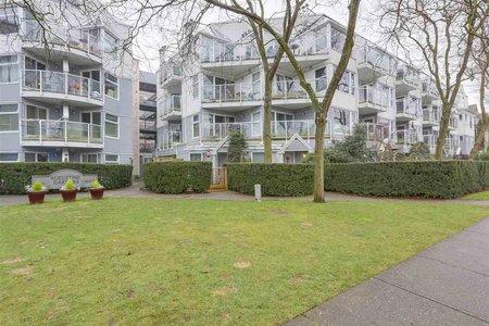 R2232516 - 409 2020 W 8TH AVENUE, Kitsilano, Vancouver, BC - Apartment Unit