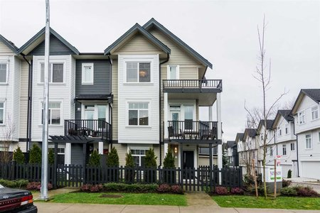 R2232525 - 1 7665 209 STREET, Willoughby Heights, Langley, BC - Townhouse