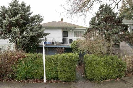 R2232573 - 3531 MARSHALL STREET, Grandview VE, Vancouver, BC - House/Single Family