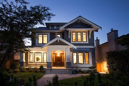 R2232579 - 3857 W 31ST AVENUE, Dunbar, Vancouver, BC - House/Single Family