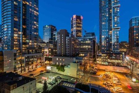 R2232587 - 901 535 SMITHE STREET, Downtown VW, Vancouver, BC - Apartment Unit
