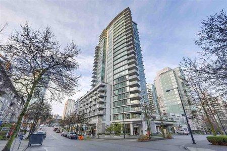 R2232670 - 1703 1616 BAYSHORE DRIVE, Coal Harbour, Vancouver, BC - Apartment Unit