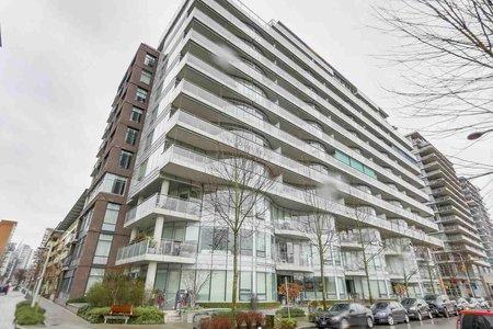 R2232693 - 1005 181 W 1ST AVENUE, False Creek, Vancouver, BC - Apartment Unit