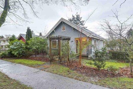 R2232707 - 1045 E 17TH AVENUE, Fraser VE, Vancouver, BC - House/Single Family