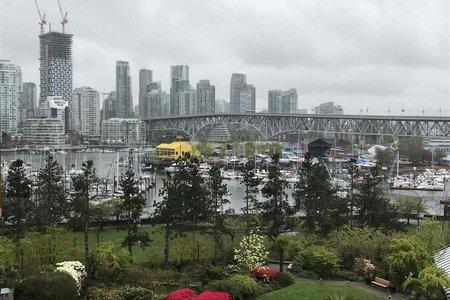 R2232742 - 606 1470 PENNYFARTHING DRIVE, False Creek, Vancouver, BC - Apartment Unit