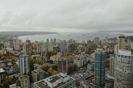 R2232775 - 4601 1128 W GEORGIA STREET, West End VW, Vancouver, BC - Apartment Unit