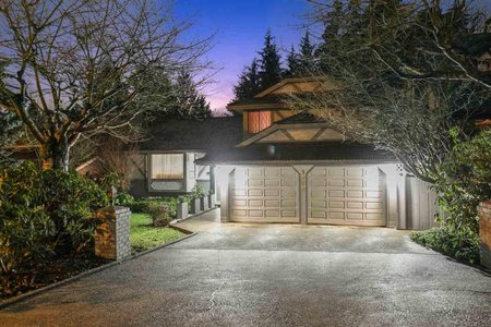 R2232803 - 3203 HUNTLEIGH CRESCENT, Windsor Park NV, North Vancouver, BC - House/Single Family