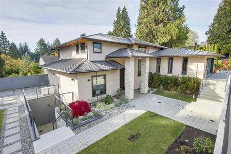 R2232813 - 1005 BELMONT AVENUE, Edgemont, North Vancouver, BC - House/Single Family