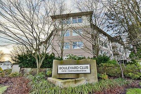 R2232822 - 217 15210 GUILDFORD DRIVE, Guildford, Surrey, BC - Apartment Unit