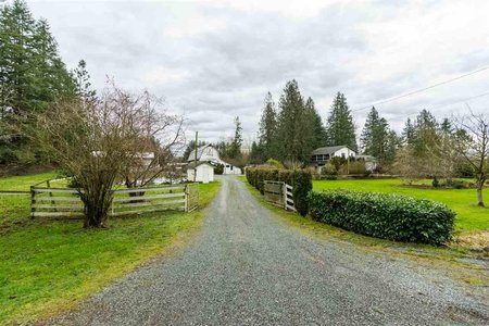 R2232971 - 932 240 STREET, Otter District, Langley, BC - House with Acreage