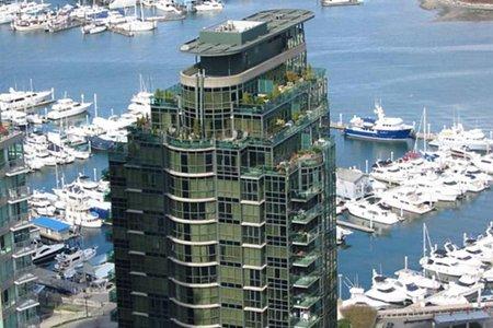 R2233011 - 204 555 JERVIS STREET, Coal Harbour, Vancouver, BC - Apartment Unit