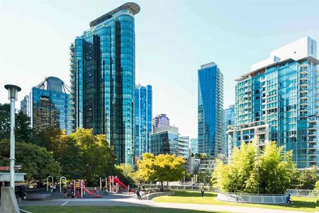R2233021 - 1006 588 BROUGHTON STREET, Coal Harbour, Vancouver, BC - Apartment Unit