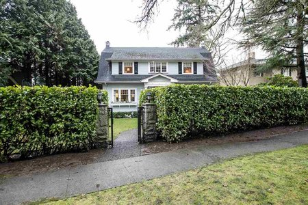 R2233050 - 4387 ANGUS DRIVE, Shaughnessy, Vancouver, BC - House/Single Family
