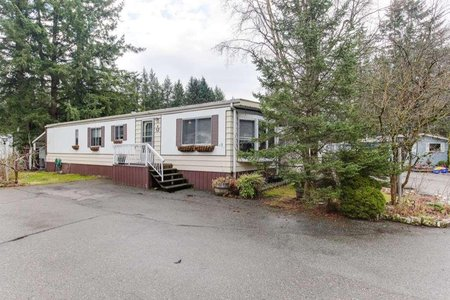 R2233156 - 52 2305 200 STREET, Brookswood Langley, Langley, BC - Manufactured