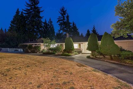 R2233223 - 198 STEVENS DRIVE, British Properties, West Vancouver, BC - House/Single Family