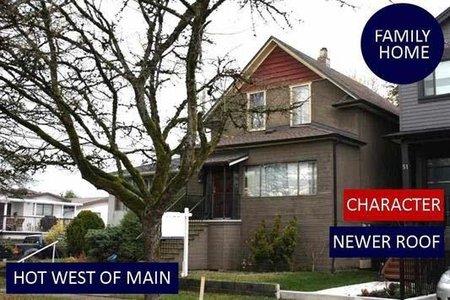 R2233256 - 41 E 27TH AVENUE, Main, Vancouver, BC - House/Single Family