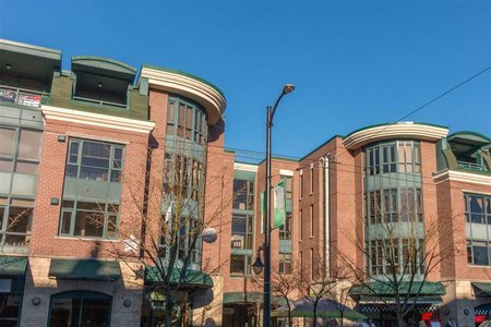 R2233306 - 308 2665 W BROADWAY, Kitsilano, Vancouver, BC - Apartment Unit