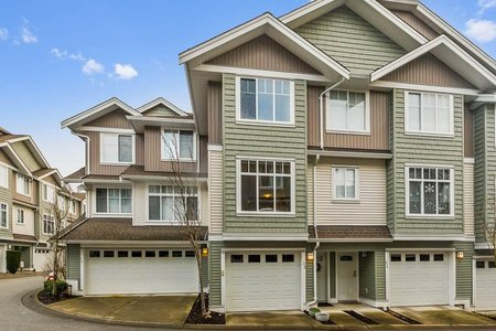 R2233538 - 20 19480 66 AVENUE, Clayton, Surrey, BC - Townhouse