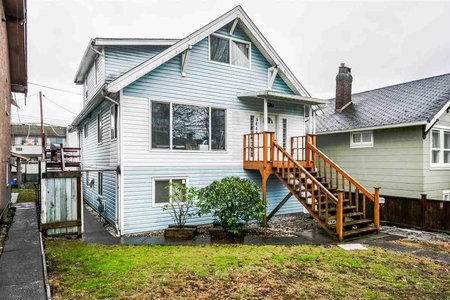 R2233743 - 3448 FRANKLIN STREET, Hastings East, Vancouver, BC - House/Single Family