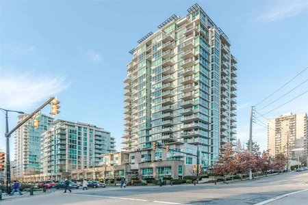 R2233816 - 503 188 E ESPLANADE STREET, Lower Lonsdale, North Vancouver, BC - Apartment Unit
