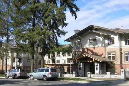 R2233839 - 305 2083 W 33RD AVENUE, Quilchena, Vancouver, BC - Apartment Unit