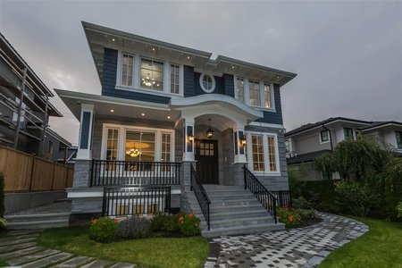 R2233844 - 4735 OSLER STREET, Shaughnessy, Vancouver, BC - House/Single Family