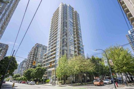 R2233919 - 610 1001 RICHARDS STREET, Downtown VW, Vancouver, BC - Apartment Unit