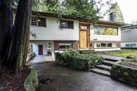 R2233984 - 4587 GLENWOOD AVENUE, Canyon Heights NV, North Vancouver, BC - House/Single Family