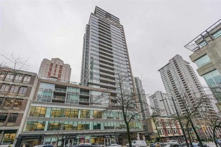 R2234062 - 1102 888 HOMER STREET, Downtown VW, Vancouver, BC - Apartment Unit