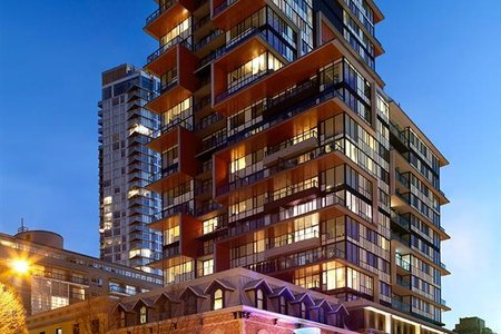 R2234151 - 2501 1325 ROLSTON STREET, Downtown VW, Vancouver, BC - Apartment Unit