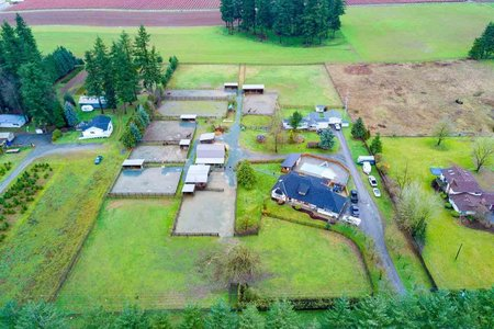 R2234274 - 27495 16 AVENUE, Otter District, Langley, BC - House with Acreage