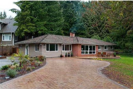 R2234328 - 3498 ROCKVIEW PLACE, Westmount WV, West Vancouver, BC - House/Single Family