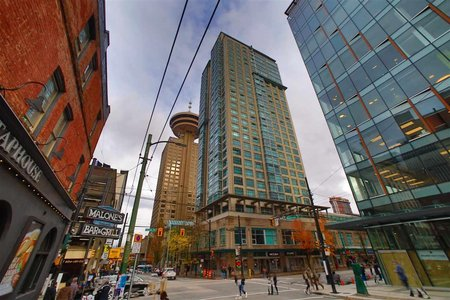 R2234354 - 1208 438 SEYMOUR STREET, Downtown VW, Vancouver, BC - Apartment Unit