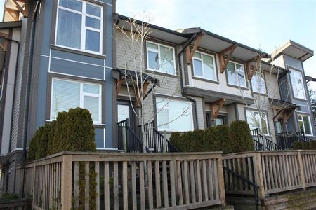 R2234480 - 8 4099 NO. 4 ROAD, West Cambie, Richmond, BC - Townhouse
