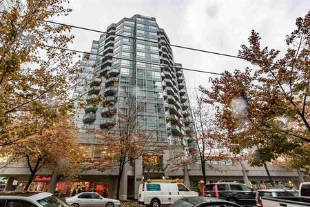 R2234597 - 1203 1212 HOWE STREET, Downtown VW, Vancouver, BC - Apartment Unit